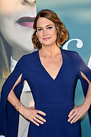 Gillian Flynn at the premiere for the HBO series &quot;Sharp Objects&quot; at the Cinerama Dome, Los Angeles, USA 26 June 2018<br /> Picture: Paul Smith/Featureflash/SilverHub 0208 004 5359 sales@silverhubmedia.com