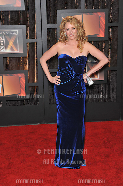 Virginia Madsen at the 14th Annual Critics' Choice Awards at Santa Monica Civic Auditorium..January 8, 2009  Santa Monica, CA.Picture: Paul Smith / Featureflash