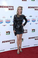 """LOS ANGELES - AUG 13:  Christina Moore at the """"Bennett's War"""" Los Angeles Premiere at the Warner Brothers Studios on August 13, 2019 in Burbank, CA"""