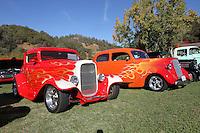 Mariposa Hot rod and Custom Car Show 2013