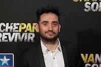 Movie director Juan Antonio Bayona attends Run All Night `Una noche para sobrevivir´ film premiere in Madrid, Spain. March 24, 2015. (ALTERPHOTOS/Victor Blanco) /NORTEphoto.com
