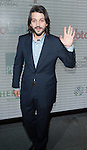 Diego Luna attends the Cesar Chavez Premiere at The Newseum on March 18, 2014 in Washington, D.C., hosted by Voto Latino