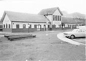 Durango Depot<br /> D&amp;RGW  Durango, CO  ca. 1965