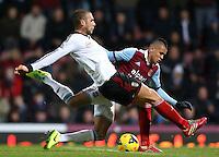 West Ham Utd v Fulham 30-Nov-2013