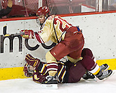 Zac Pearson, Paul Stastny - The Ferris State Bulldogs defeated the University of Denver Pioneers 3-2 in the Denver Cup consolation game on Saturday, December 31, 2005, at Magness Arena in Denver, Colorado.
