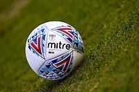 14th July 2020; The Den, Bermondsey, London, England; English Championship Football, Millwall Football Club versus Blackburn Rovers; Official EFL Sky Bet Mitre Delta football