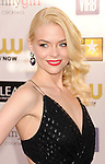 SANTA MONICA, CA - JANUARY 10: Jaime King, arrives at the 18th Annual Critics' Choice Movie Awards at The Barker Hanger on January 10, 2013 in Santa Monica, California.