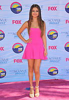 Selena Gomez - Teen Choice Awards 2012