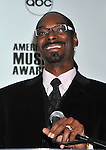 BEVERLY HILLS, CA. - October 13: Snoop Dogg attends the 2009 American Music Awards Nomination Announcements at the Beverly Hills Hotel on October 13, 2009 in Beverly Hills, California.