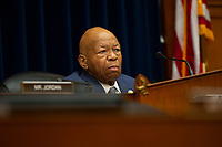 United States Representative Elijah Cummings (Democrat of Maryland) speaks during the Committee on Oversight and Reform hearing on Capitol Hill in Washington D.C., U.S. to markup a resolution recommending that the House of Representatives find the Attorney General and the Secretary of Commerce in contempt of Congress on June 12, 2019. Photo Credit: Stefani Reynolds/CNP/AdMedia