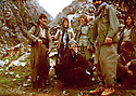 Iraq 1980 .On april 20th, in Toujala, Agneta Sheikhmous and Pakchan Hafid  .Irak 1980 .20 avril, a Toujala, Agneta , femme d' Omar Sheikhmous et Pakchan Hafid