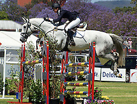 Australian International 3 Day Event: Showjumping