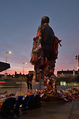27/01/2018 Jimmy Armfield Statue