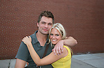Daniel Cosgrove & Terri Colombino - As The World Turns' shoots its last show on June 23, 2010 at the studios in Brooklyn, New York. (Photo by Sue Coflin/Max Photos)