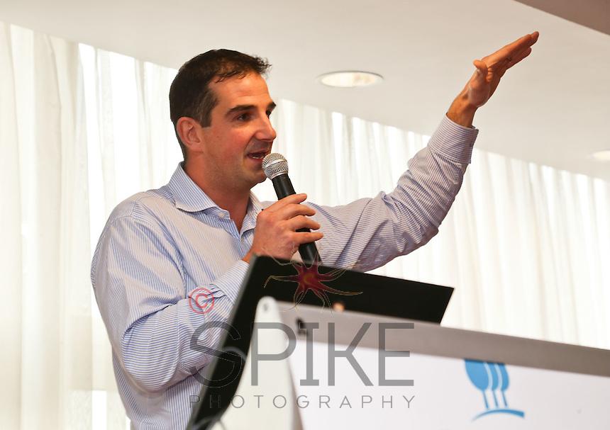 Keynote speakerSimon Beatham of Nottingham Rugby Club