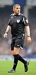Phil Dowd Premier League referee during the Premier League match at Goodison Park  Stadium, Liverpool. Picture date 27th April 2008. Picture credit should read: Simon Bellis/Sportimage