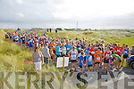 Large attendance at the Banna 10k Run on Sunday