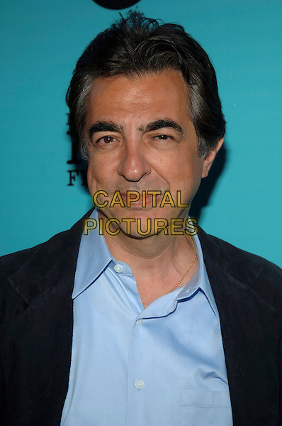 "JOE MANTEGNA.""Nine Lives"" Centerpiece Premiere from the 2005 Los Angeles Film Festival held at ACMPAS Theatre, Beverly Hills, California, USA, 21 June 2005..portrait headshot.Ref: ADM.www.capitalpictures.com.sales@capitalpictures.com.©Jacqui Wong/AdMedia/Capital Pictures."