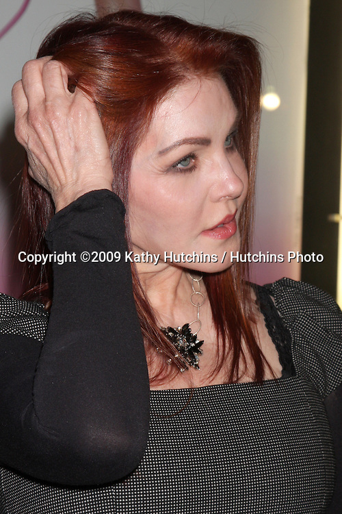 """Priscilla Presley  arriving at the Opening Night of """"Legally Blonde"""" at the Pantages Theater in Hollywood, CA  on August 14,  2009 .©2009 Kathy Hutchins / Hutchins Photo."""
