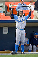 Heyward, Jason 1379.jpg. Carolina League Myrtle Beach Pelicans at the Frederick Keys at Harry Grove Stadium on May 13th 2009 in Frederick, Maryland. Photo by Andrew Woolley.