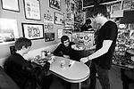 The Sherlocks - Band Shoot - Okeh Cafe - Sheffield 2015