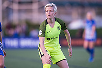 Boston, MA - Saturday April 29, 2017: Megan Rapinoe during a regular season National Women's Soccer League (NWSL) match between the Boston Breakers and Seattle Reign FC at Jordan Field.