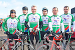 TEAM BLARNEY: The Blarney cycling team taking part in the Lacey Cycling Cup race on Sunday l-r: John Horgan, Colin O'Neill, Terry and Dave O'Neill Damien and Anthony Collins..