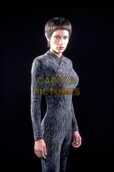 JOLENE BLALOCK.in Star Trek: Enterprise.Season 1.Ref: FBAW.*Editorial Use Only*.www.capitalpictures.com.sales@capitalpictures.com.Supplied by Capital Pictures.