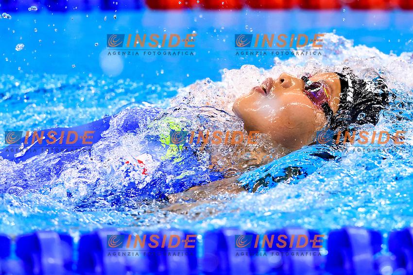 SHIMIZU Sakiko JPN <br /> Women's 400m Individual Medley <br /> Rio de Janeiro 06-08-2016 Olympic Aquatics Stadium <br /> Swimming Nuoto <br /> Foto Andrea Staccioli/Deepbluemedia/Insidefoto