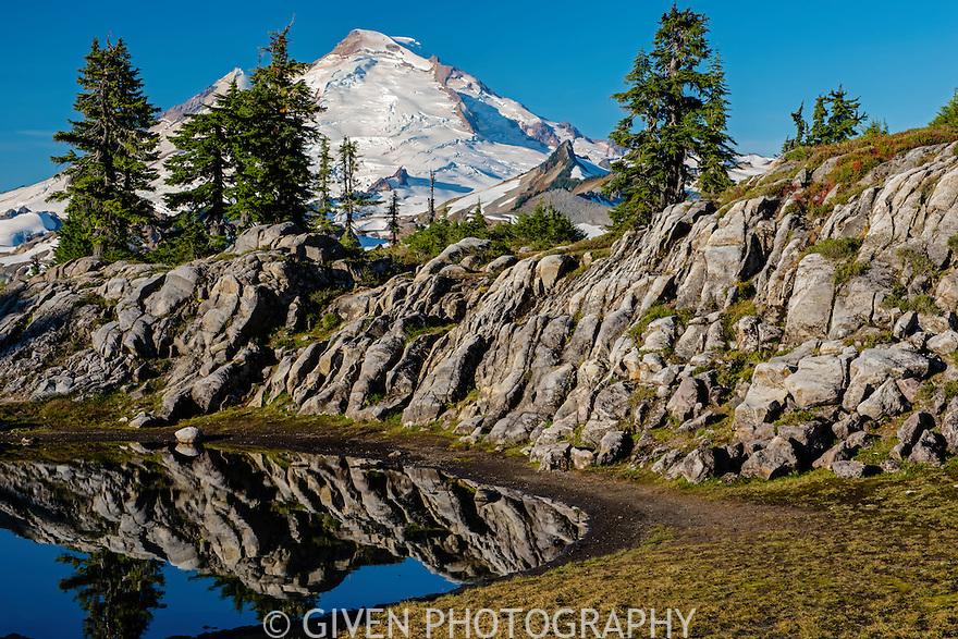 Mount Baker, Mount Baker Snoqualmie National Forest, Washington