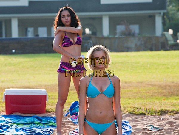 Alyssa Diaz & Sara Paxton .in Shark Night 3D.*Filmstill - Editorial Use Only*.CAP/FB.Supplied by Capital Pictures.
