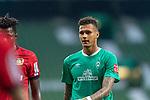 Davie Selke  (SV Werder Bremen #09)<br /> <br /> Sport: Fussball: 1. Bundesliga: Saison 19/20: <br /> 26. Spieltag: SV Werder Bremen vs Bayer 04 Leverkusen, 18.05.2020<br /> <br /> Foto ©  gumzmedia / Nordphoto / Andreas Gumz / POOL <br /> <br /> Nur für journalistische Zwecke! Only for editorial use!<br />  DFL regulations prohibit any use of photographs as image sequences and/or quasi-video.