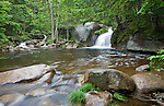 Small stream in Township D, Franklin County, Maine, USA
