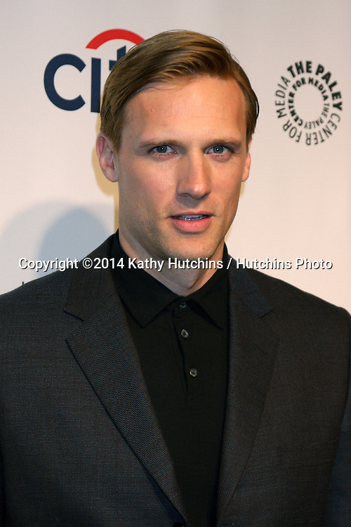 "LOS ANGELES - MAR 24:  Teddy Sears at the PaleyFEST 2014 - ""Masters of Sex"" at Dolby Theater on March 24, 2014 in Los Angeles, CA"