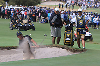 Hideki Matsuyama (International) on the 16th during the First Round - Four Ball of the Presidents Cup 2019, Royal Melbourne Golf Club, Melbourne, Victoria, Australia. 12/12/2019.<br /> Picture Thos Caffrey / Golffile.ie<br /> <br /> All photo usage must carry mandatory copyright credit (© Golffile | Thos Caffrey)