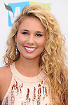 SANTA MONICA, CA - AUGUST 19: Haley Reinhart arrives at the 2012 Do Something Awards at Barker Hangar on August 19, 2012 in Santa Monica, California. /NortePhoto.com....**CREDITO*OBLIGATORIO** ..*No*Venta*A*Terceros*..*No*Sale*So*third*..*** No Se Permite Hacer Archivo**