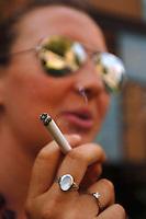 Smoker in Syracuse New York.