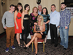 Jean McDonnell celebrating her 30th birthday in the Westcourt hotel with the McDonnell family. Photo: Colin Bell/pressphotos.ie