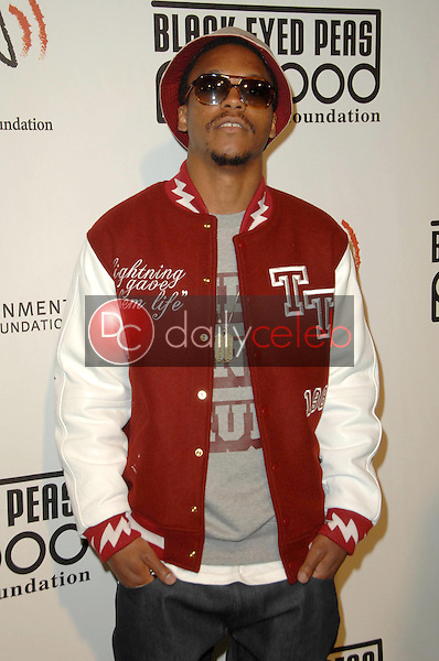 Lupe Fiasco<br />at the 5th Annual Black Eyed Peas Peapod Foundation Benefit Concert. The Conga Room, Los Angeles, CA. 02-05-09<br />Dave Edwards/DailyCeleb.com 818-249-4998