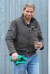 09.11.2010, Platz 5, Bremen, GER, Training Werder Bremen, im Bild Keeper Tim Wiese ( Werder #01) nach dem Training     Foto © nph / Kokenge