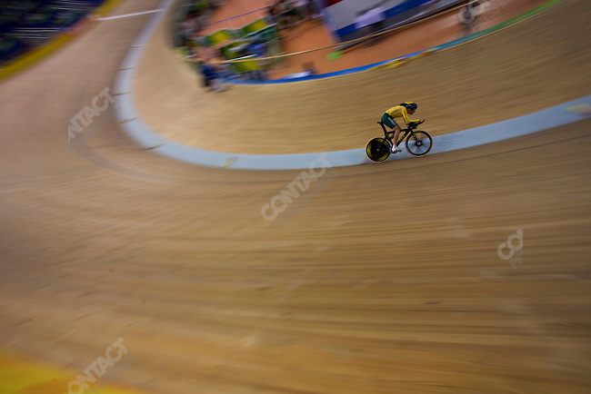 Cycling - track, Laoshan Velodrome, Summer Olympics, Beijing, China, August 15, 2008