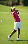 Yani Tseng of Taiwan in action during the Day 4 of the LPGA Sunrise Taiwan Championship on at Sunrise Golf Course on October 23, 2011 in Taoyuan, Taiwan. Photo by Victor Fraile / The Power of Sport Images