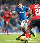07.04.2018 Rangers v Dundee:<br /> Declan John
