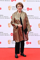 LONDON, UK. May 12, 2019: Baroness Bakewell arriving for the BAFTA TV Awards 2019 at the Royal Festival Hall, London.<br /> Picture: Steve Vas/Featureflash