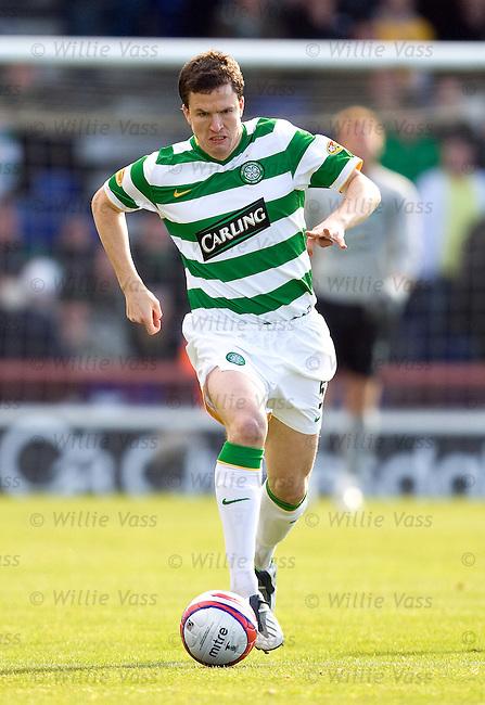 Gary Caldwell, Celtic