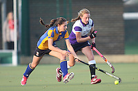 Upminster HC Ladies vs Old Loughtonians HC Ladies 2nd XI 31-10-15