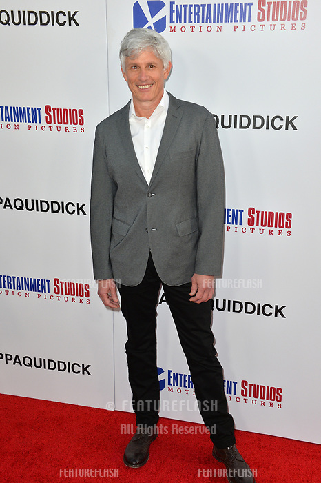 John Curran  at the premiere for &quot;Chappaquiddick&quot; at the Samuel Goldwyn Theatre, Los Angeles, USA 28 March 2018<br /> Picture: Paul Smith/Featureflash/SilverHub 0208 004 5359 sales@silverhubmedia.com