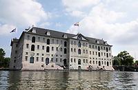 Nederland - Amsterdam- 2019.  Het Scheepvaartmuseum aan het Oosterdok. Foto Berlinda van Dam / Hollandse Hoogte