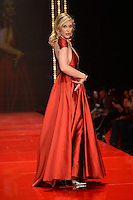 www.acepixs.com<br /> February 9, 2017  New York City<br /> <br /> Bonnie Somerville walks the runway at the American Heart Association's Go Red For Women Red Dress Collection 2017 presented by Macy's at Fashion Week at Hammerstein Ballroom on February 9, 2017 in New York City.<br /> <br /> Credit: Kristin Callahan/ACE Pictures<br /> <br /> <br /> Tel: 646 769 0430<br /> Email: info@acepixs.com