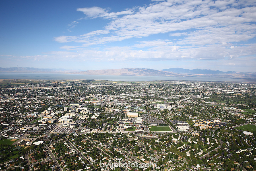 1309-22 1257<br /> <br /> 1309-22 BYU Campus Aerials<br /> <br /> Brigham Young University Campus, Provo, <br /> <br /> East Campus at Sunrise, East looking West, Provo, <br /> <br /> September 6, 2013<br /> <br /> Photo by Jaren Wilkey/BYU<br /> <br /> &copy; BYU PHOTO 2013<br /> All Rights Reserved<br /> photo@byu.edu  (801)422-7322